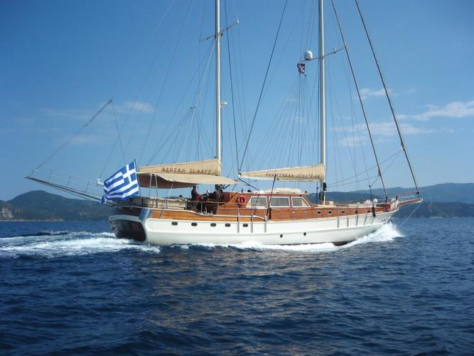 Chartering Greece's Cyclades