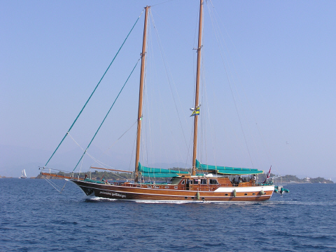 Gulet Charters Turkish Coast
