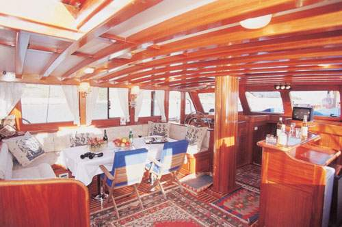 Charter Sailing Greece