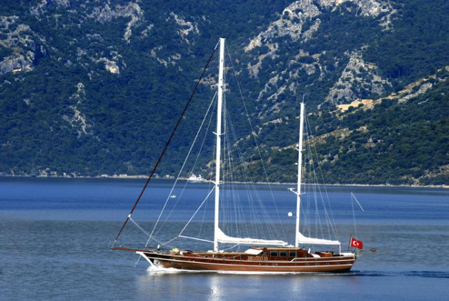 Sailing Turkey And Greece