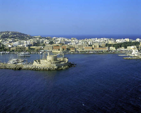 Cruise Greek Islands